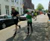 Kinderen van de Latasteschool doen mee aan de CityRun in Roermond