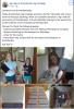 iPads Latasteschool naar Grootfontein Agri College in Namibië
